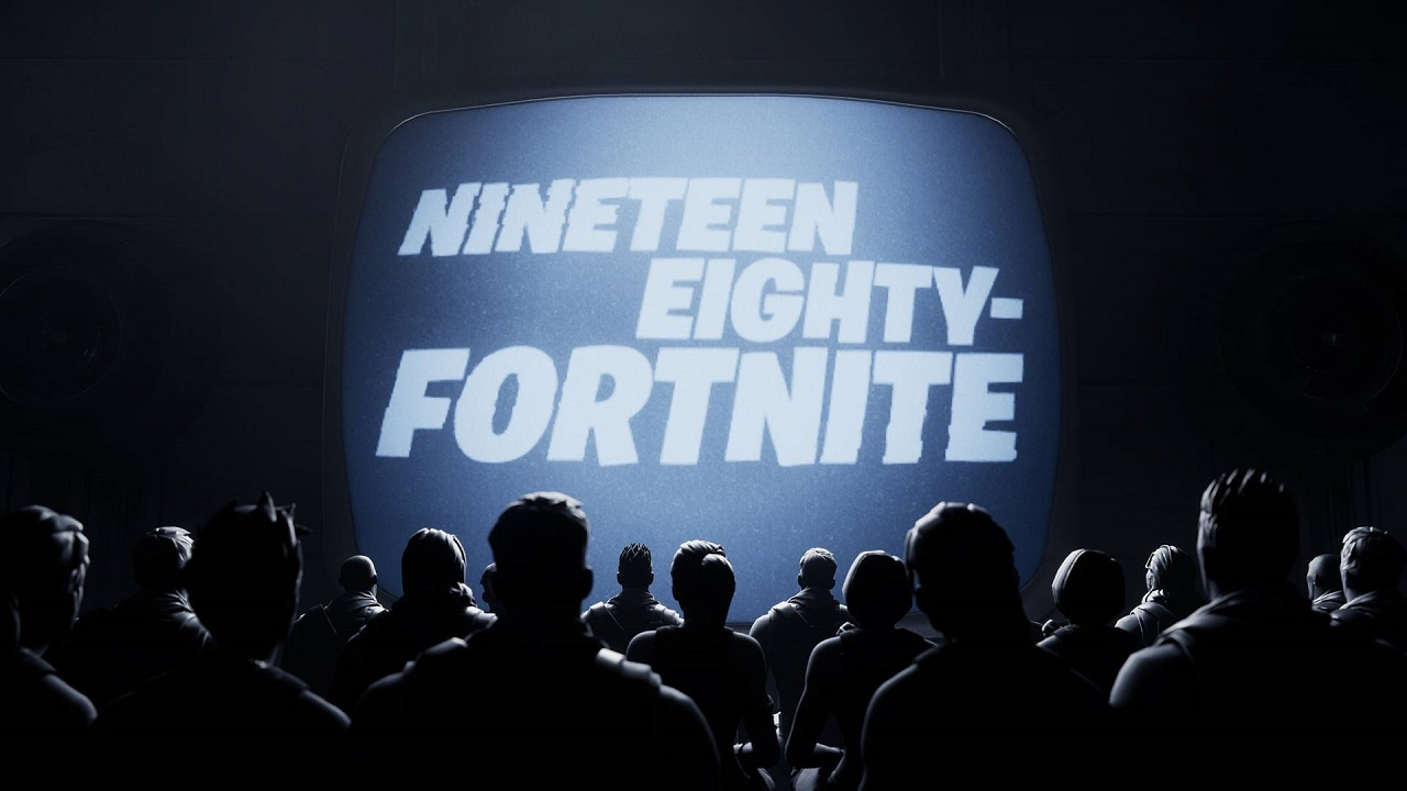 Fortnite sfida Apple con un video che richiama il famoso spot 1984 thumbnail