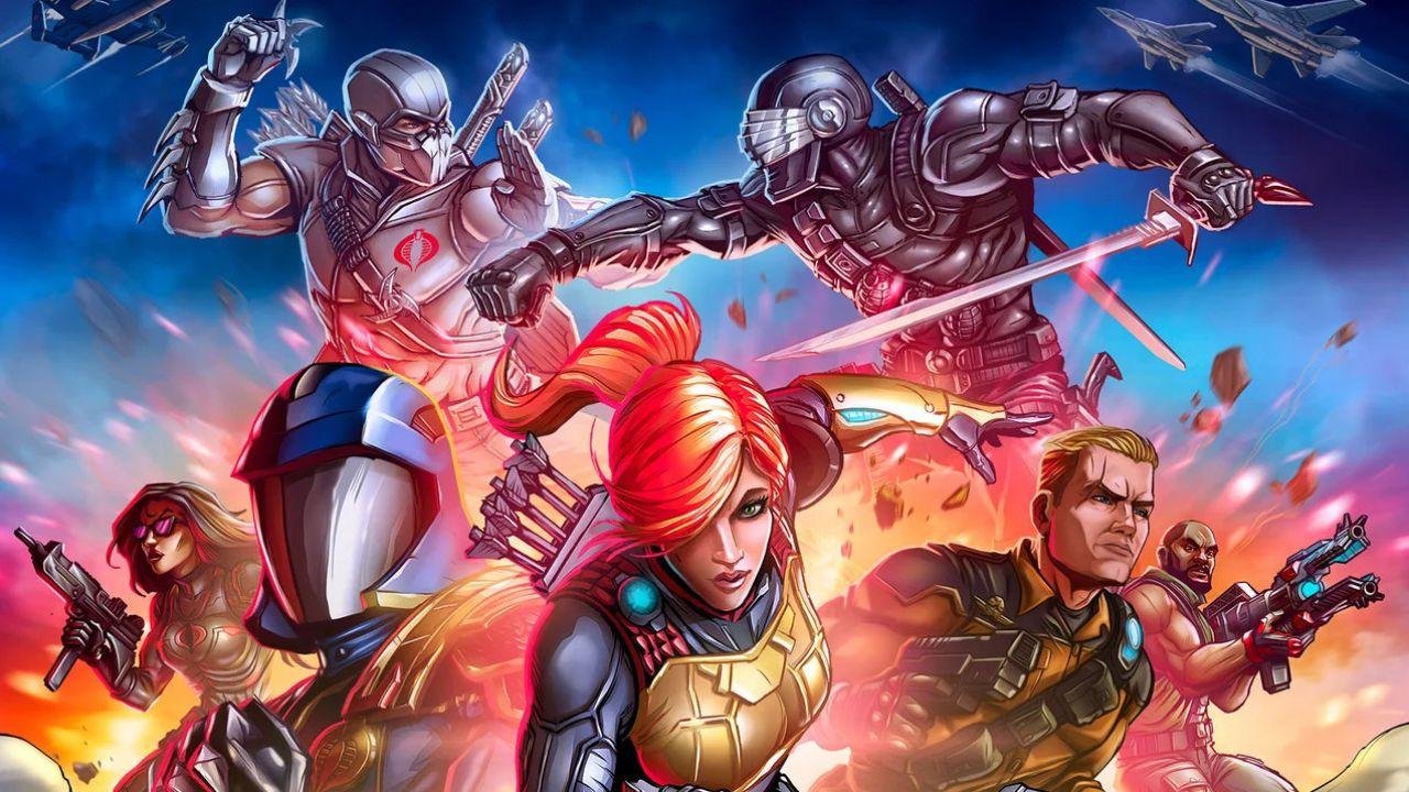 GameMill annuncia la data d'uscita di G.I. Joe Operation Blackout thumbnail