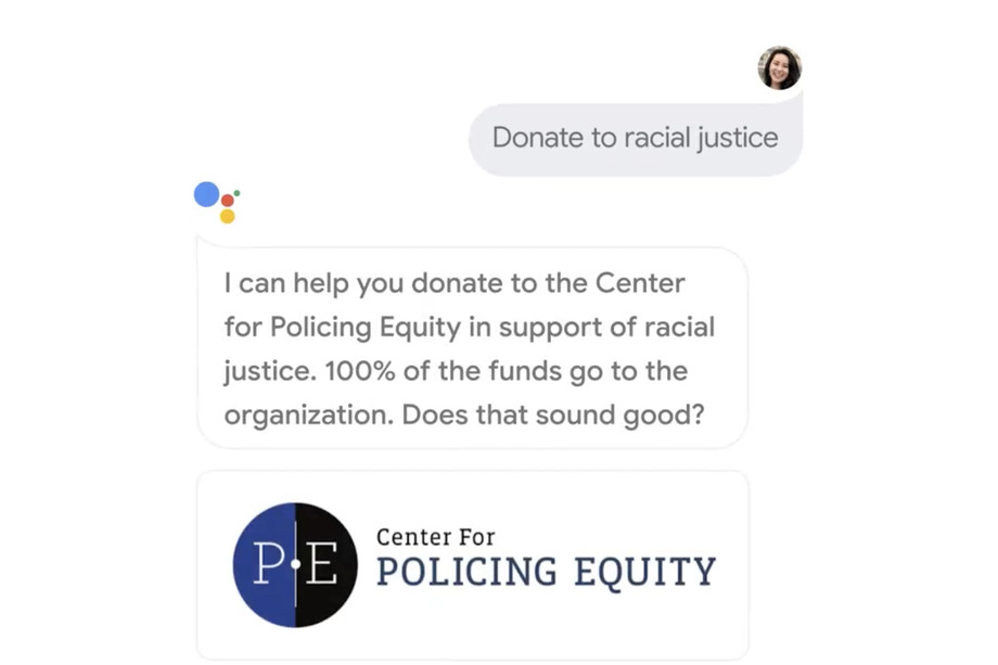 Google Assistant, ecco la nuova funzione per le donazioni benefiche thumbnail
