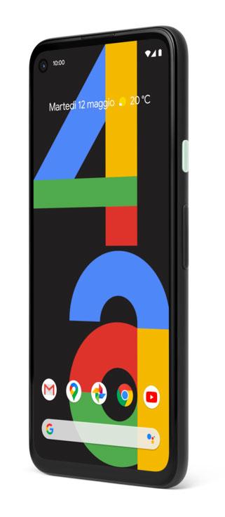Google Pixel 4a caratteristiche