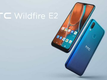 HTC Wildfire E2 lancio in russia