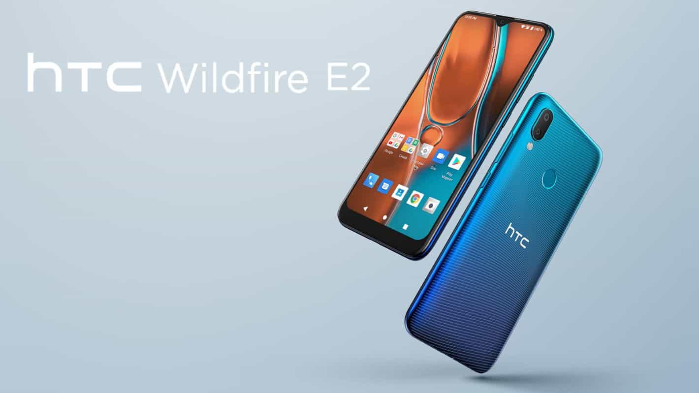 HTC Wildfire E2: il nuovo smartphone entry level è arrivato (in Russia) thumbnail