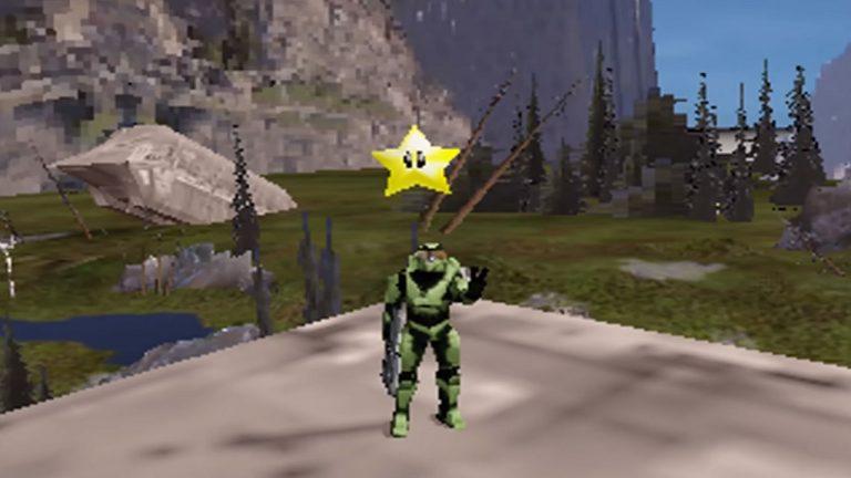 Halo-Infinite-Nintendo-64-Tech-Princess