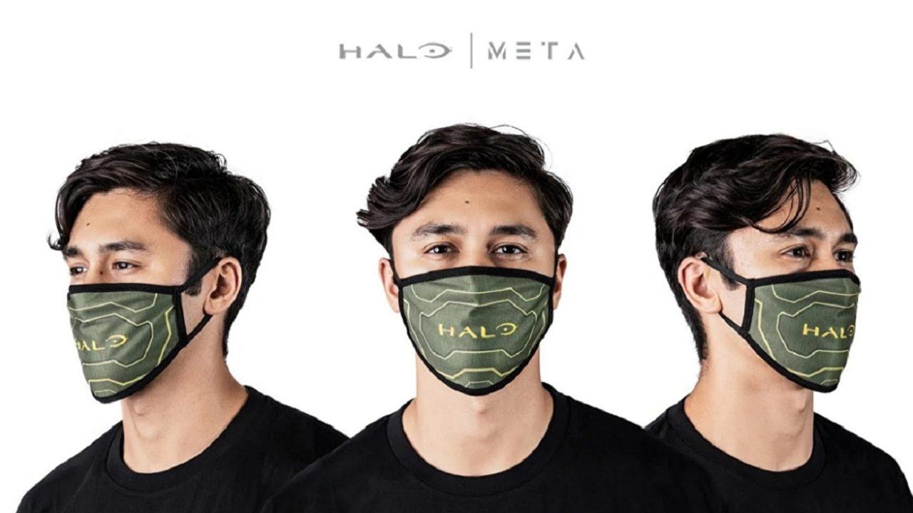 Siete pronti a difendervi grazie alle mascherine di Halo? thumbnail