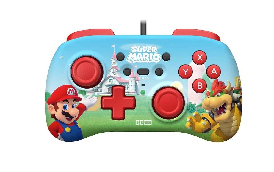Hori Mini Pad (Super Mario Edition)