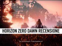 Horizon Zero Dawn recensione