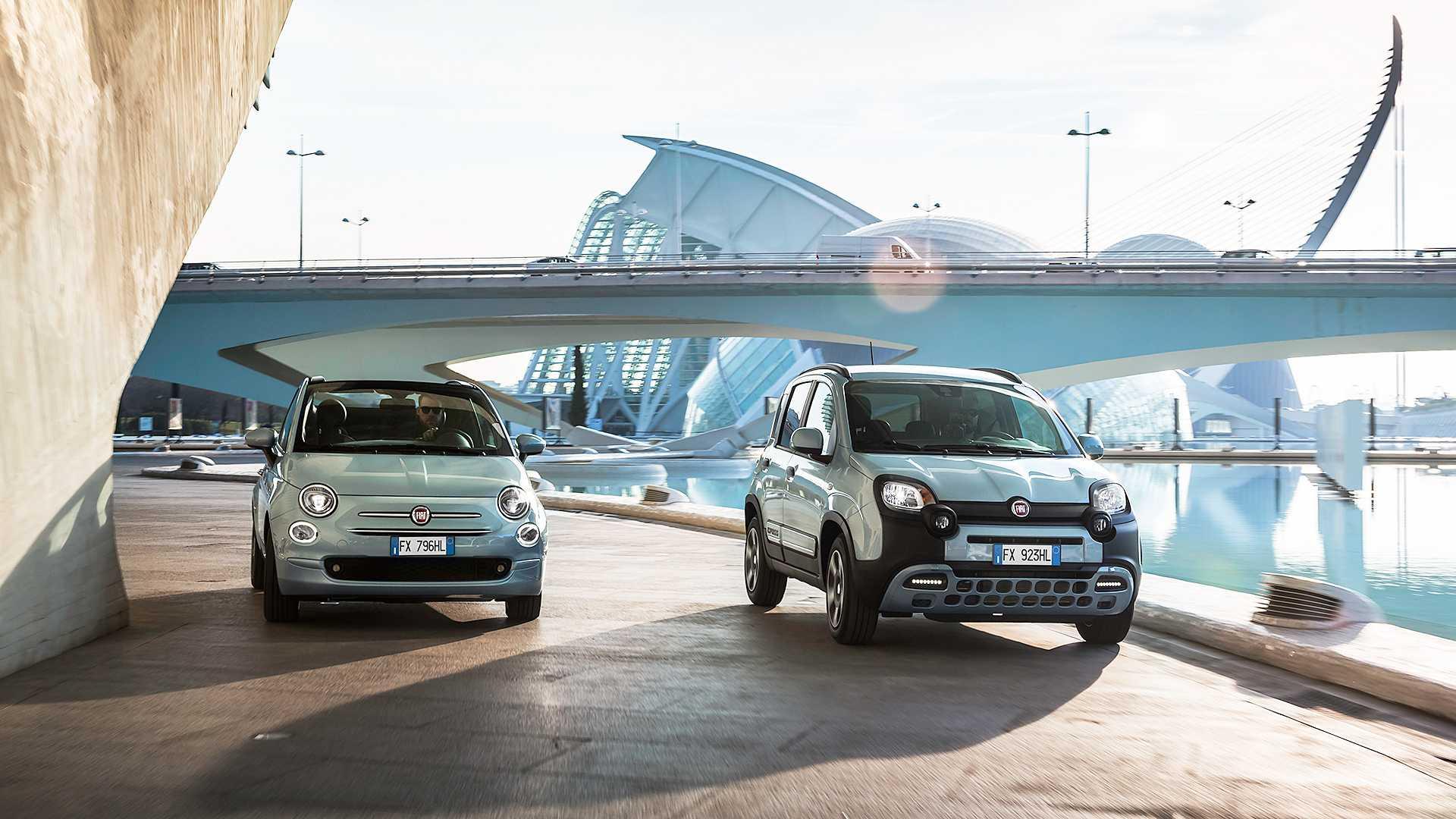 Incentivi auto FIAT Panda e 500