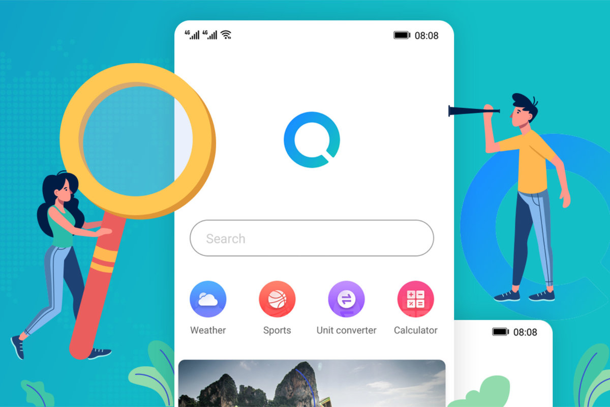 Installare app su Huawei come funziona petal search