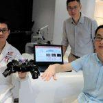 Intelligenza artificiale gesti NTU team