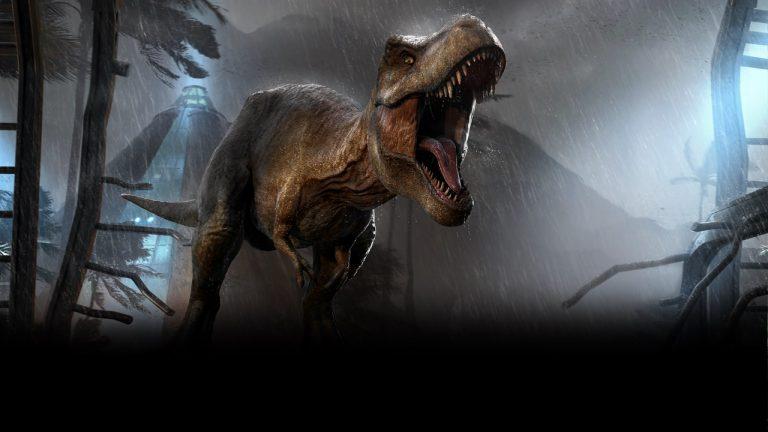 Jurassic World Evolution Switch