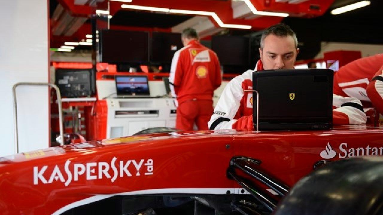 Kaspersky celebra i suoi 10 anni di partnership con Ferrari thumbnail