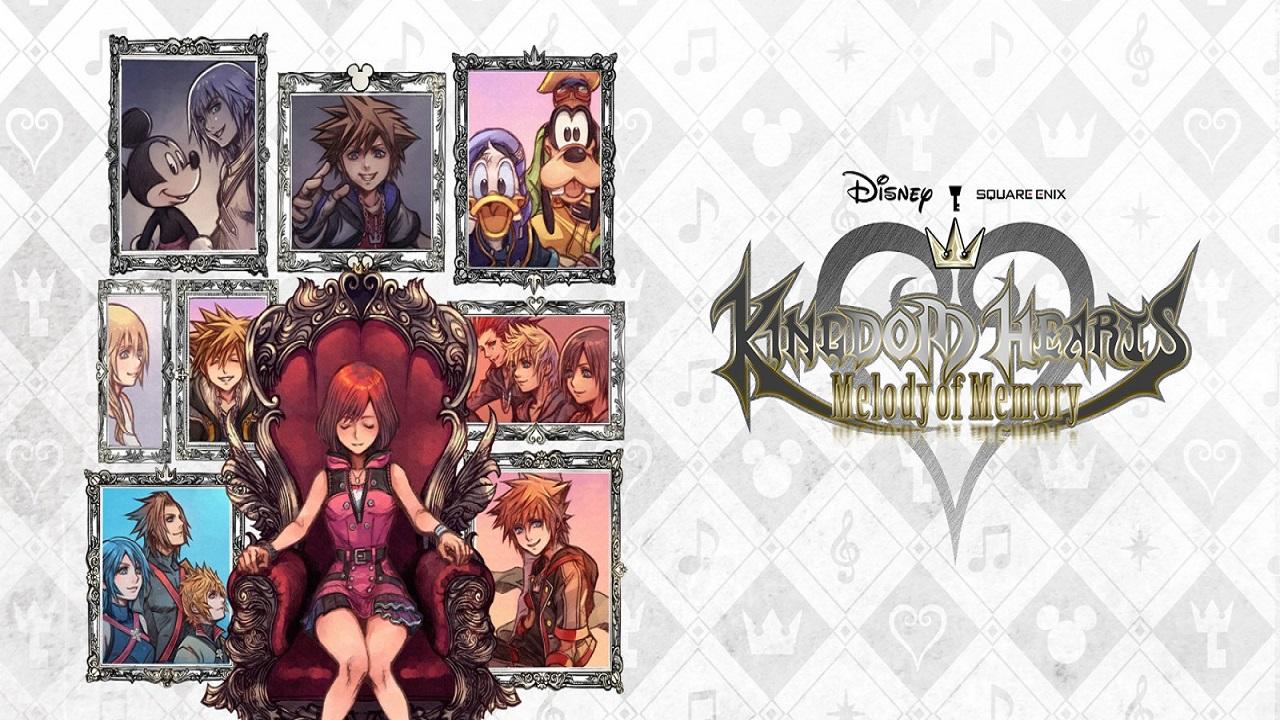 KINGDOM HEARTS Melody of Memory, tutti i migliori brani della serie thumbnail