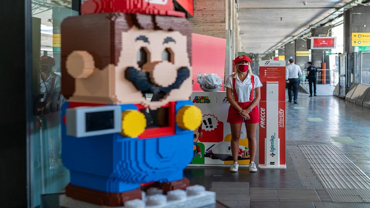 LEGO Italia e Trenitalia insieme per l'arrivo di LEGO Super Mario thumbnail