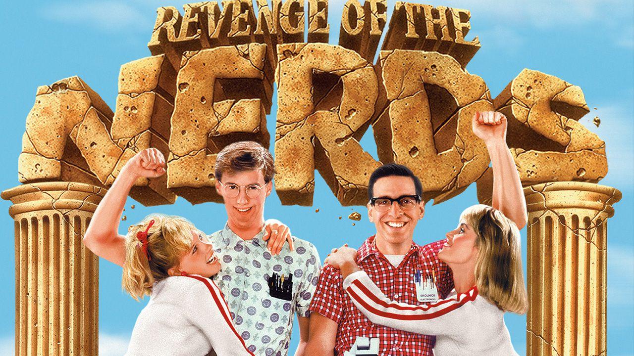 La rinvincita dei nerds