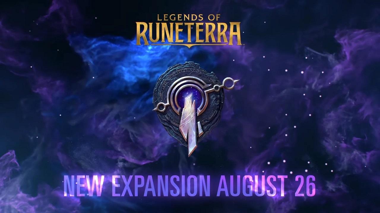 Legends of Runeterra: nuova espansione in arrivo a fine agosto thumbnail