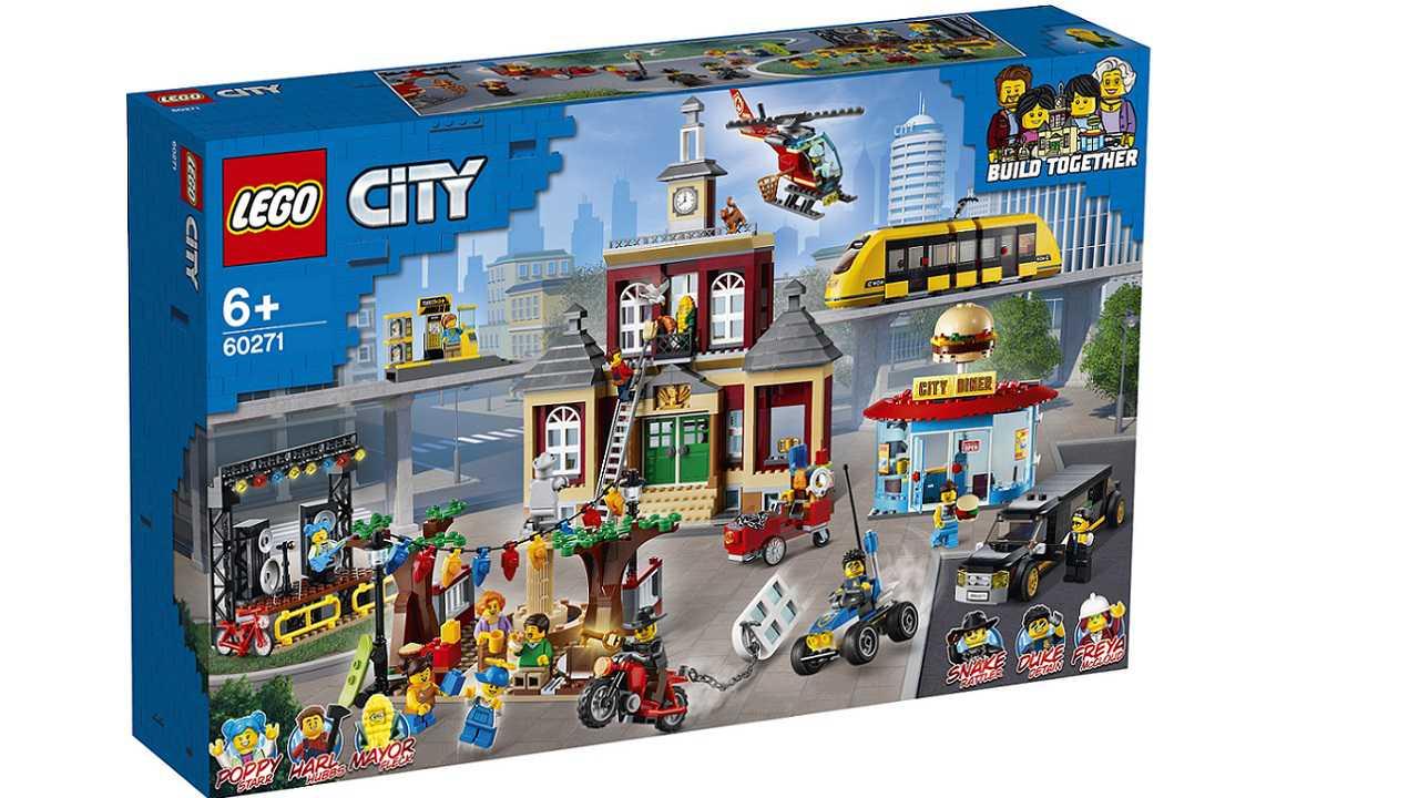 Prende vita la serie TV LEGO grazie al nuovo set thumbnail