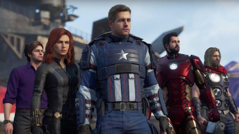 marvels avengers trailer nuovo