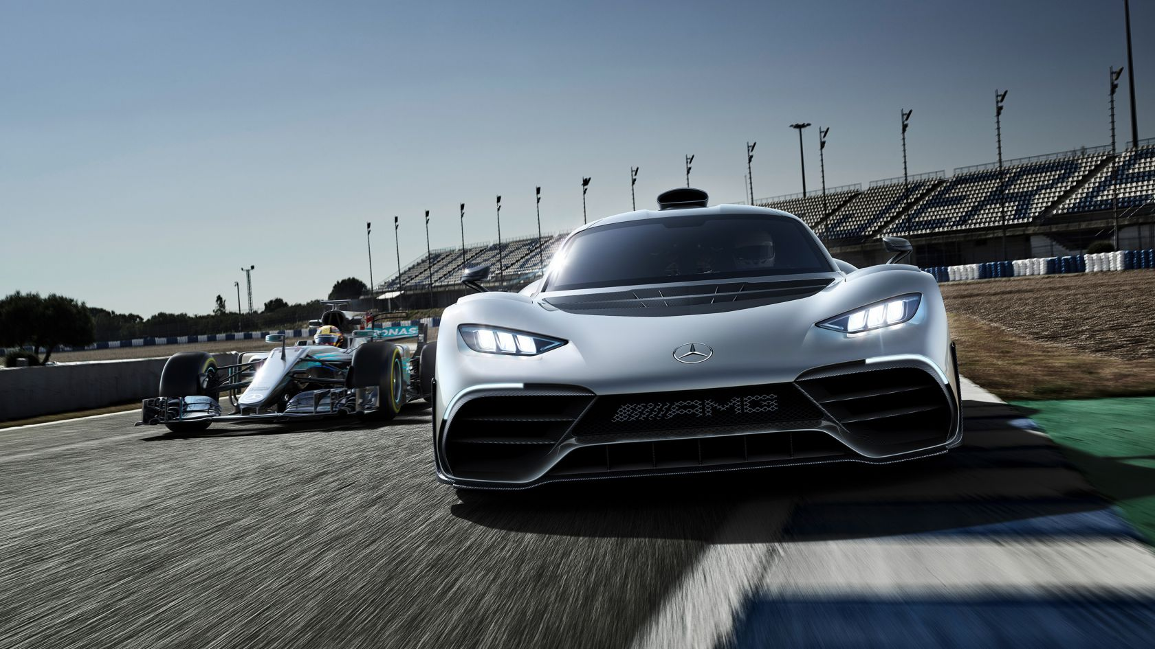Michelin Pilot Sport Cup 2 Connect Cup AMG Project One