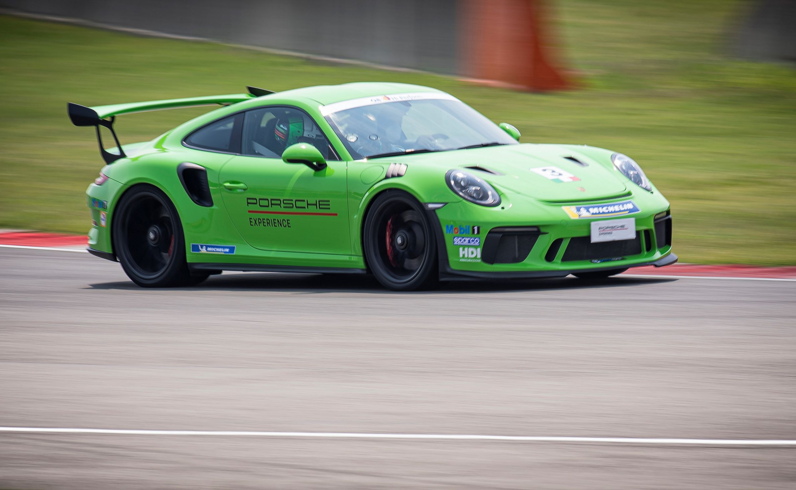 Michelin Pilot Sport Cup 2 Connect GT3 RS con me alla guida!