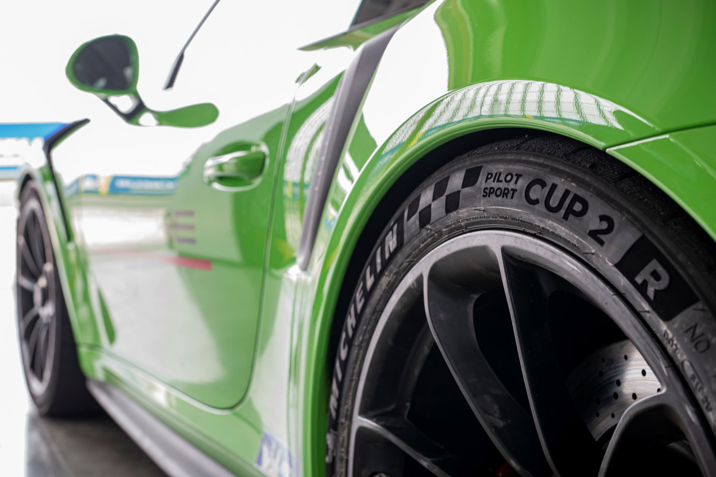Michelin Pilot Sport Cup 2 Connect GT3 RS cup 2 r