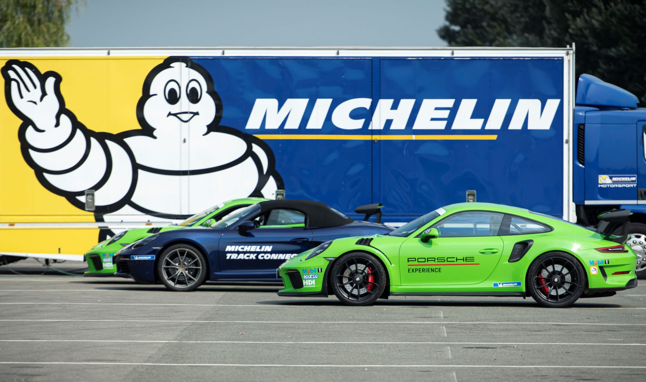 Michelin Pilot Sport Cup 2 Connect Michelin Cup Experience