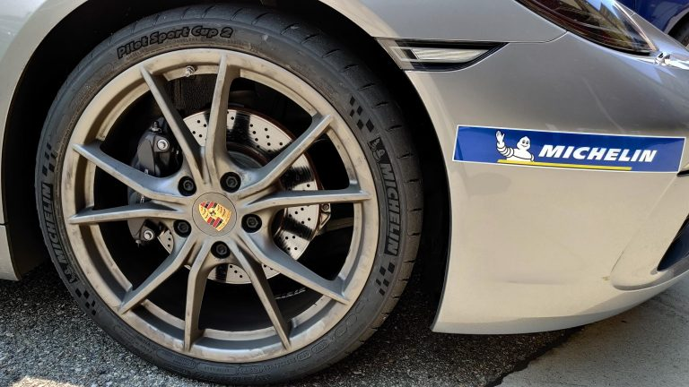 Michelin pilot sport Cup 2 Connect pneumatici