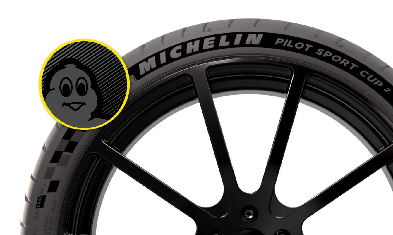 Michelin pilot sport Cup 2 Connect premium touch