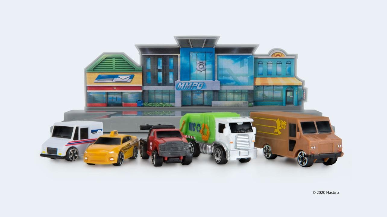 Ritornano le Micro Machines: negli USA ripartono le vendite thumbnail