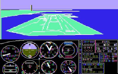 Microsoft Flight Simulator 1