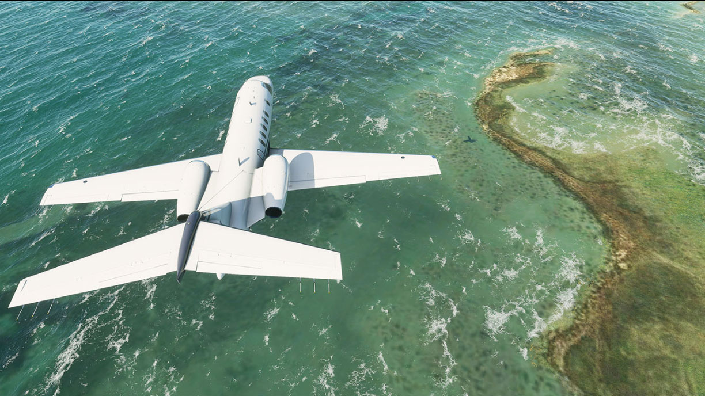 Microsoft Flight Simulator recensione grafica