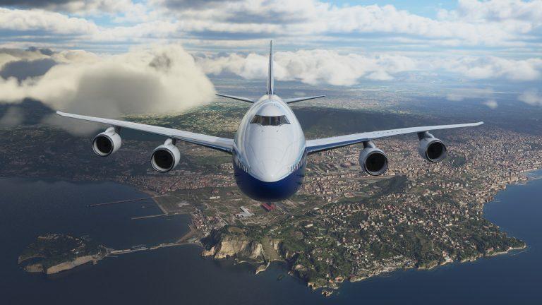 Microsoft Flight Simulator storia