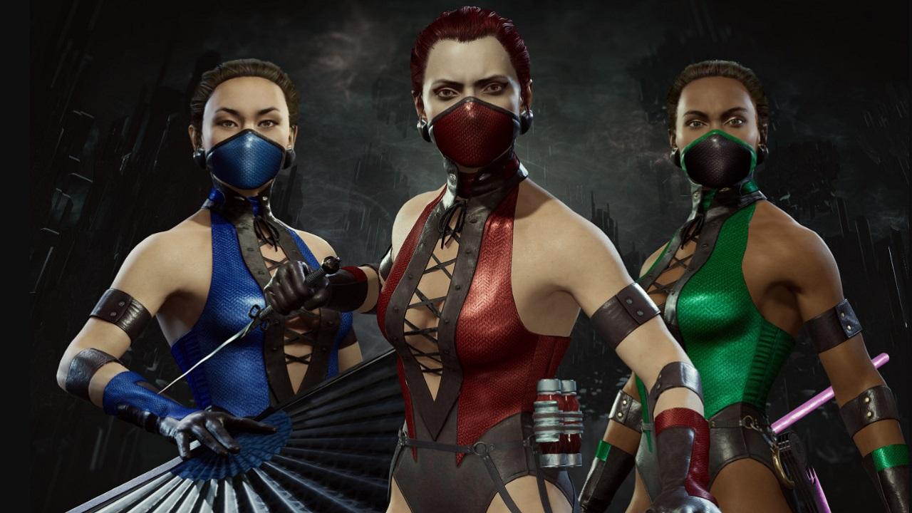 Il pacchetto Klassic Femme Fatale è finalmente disponibile su Mortal Kombat 11 thumbnail