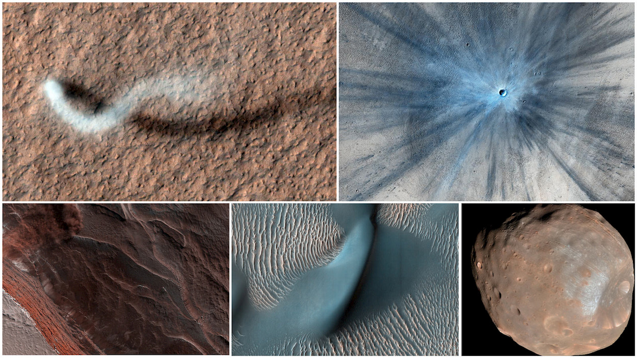 Il tuo prossimo sfondo a tema marziano è offerto da NASA thumbnail