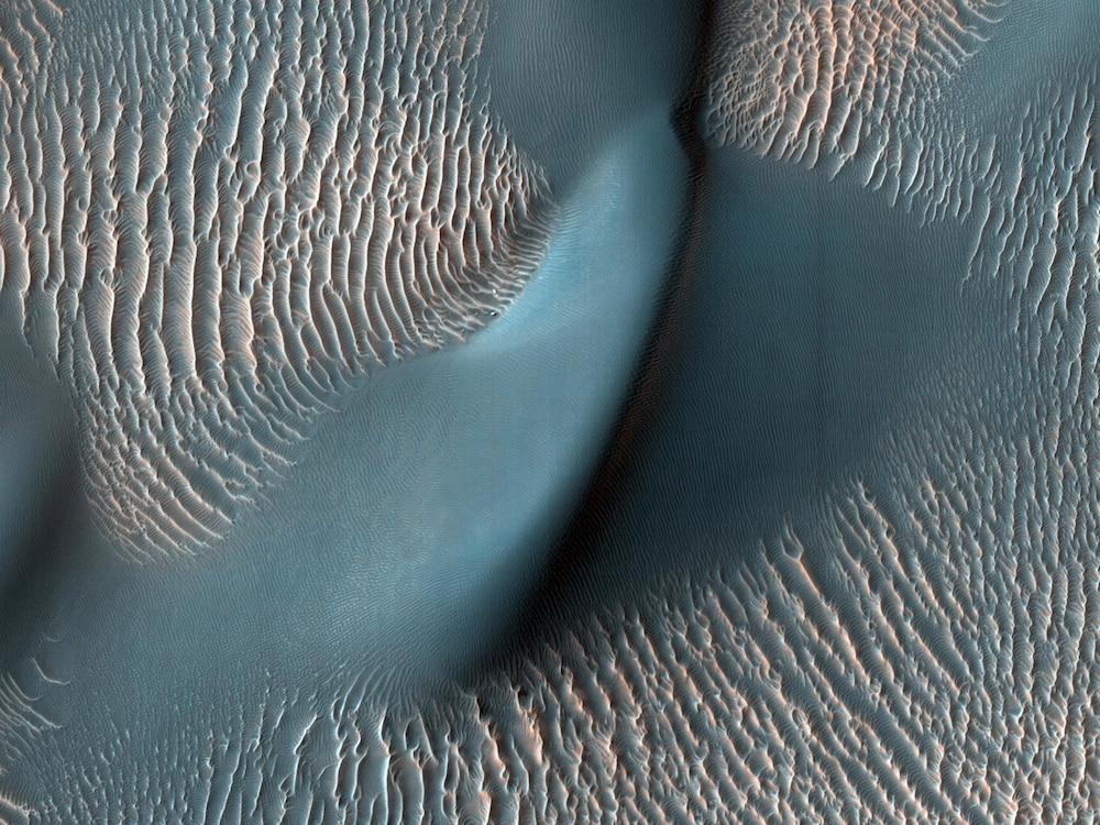 NASA immagini Marte MRO galleria 4