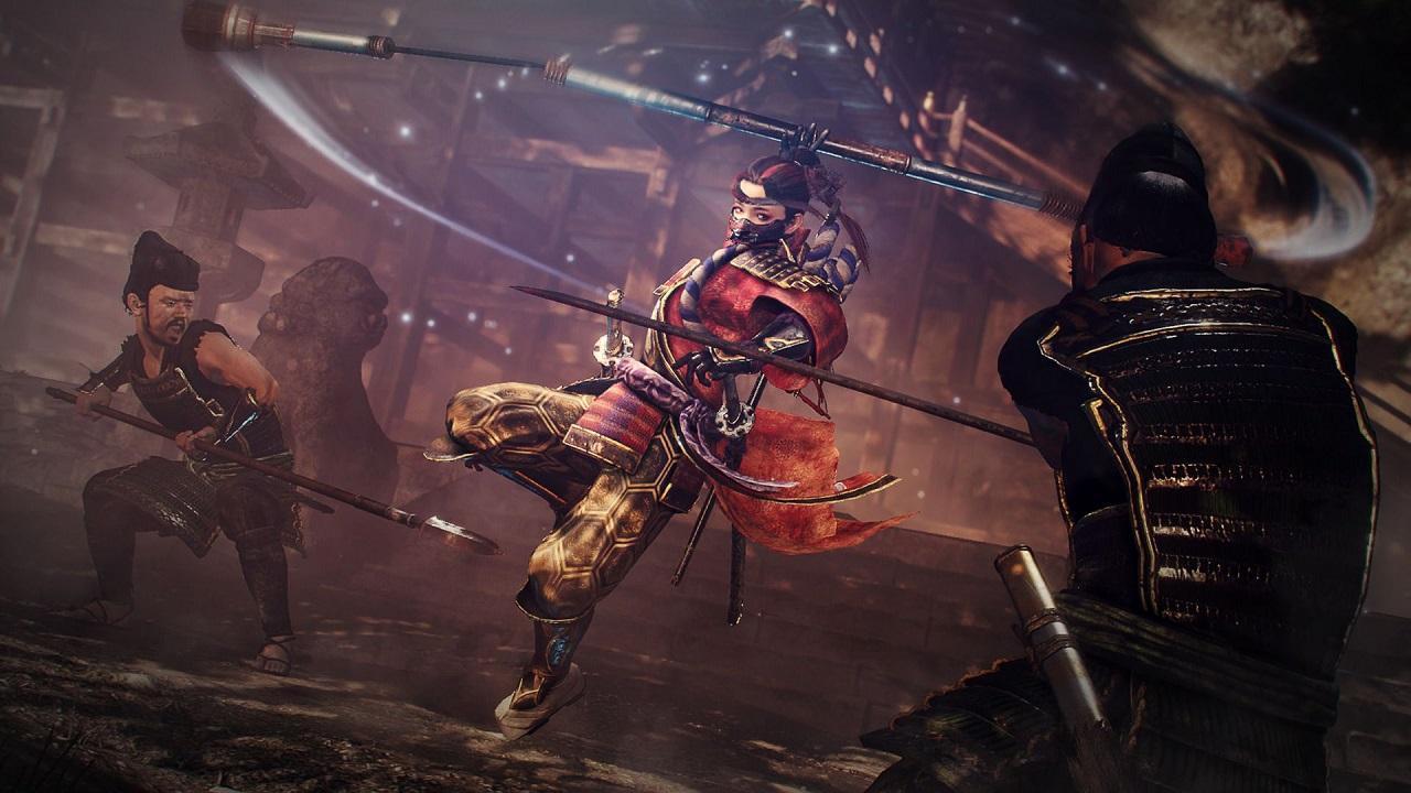 La recensione della prima espansione di Nioh 2, il Discepolo di Tengu thumbnail