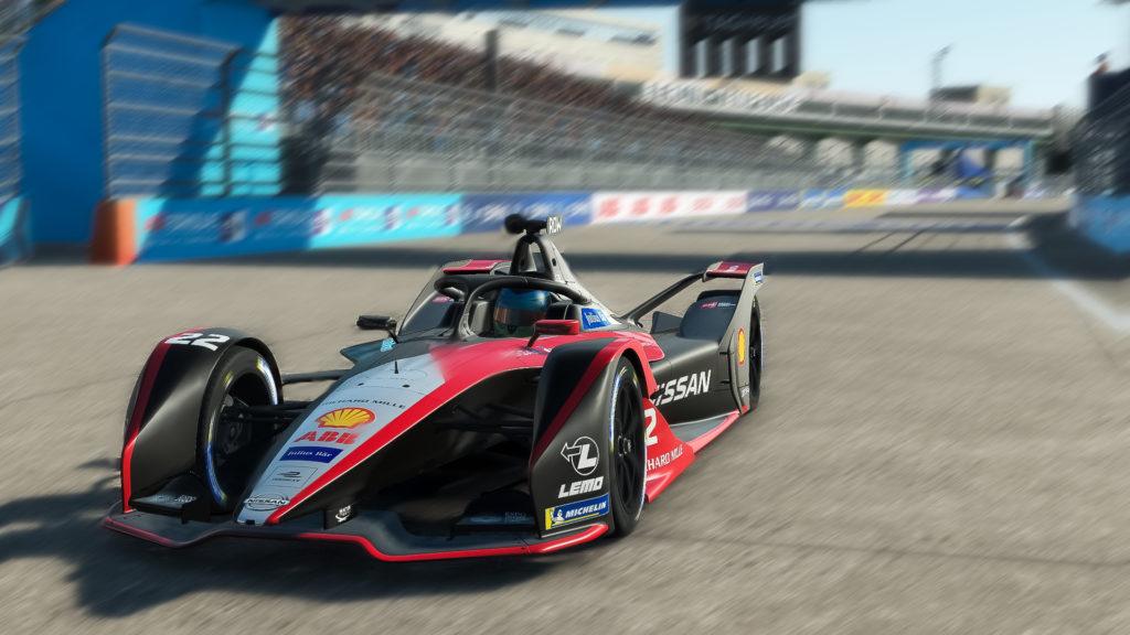 Formula E: primo successo per Oliver Rowland su Nissan e.dams thumbnail