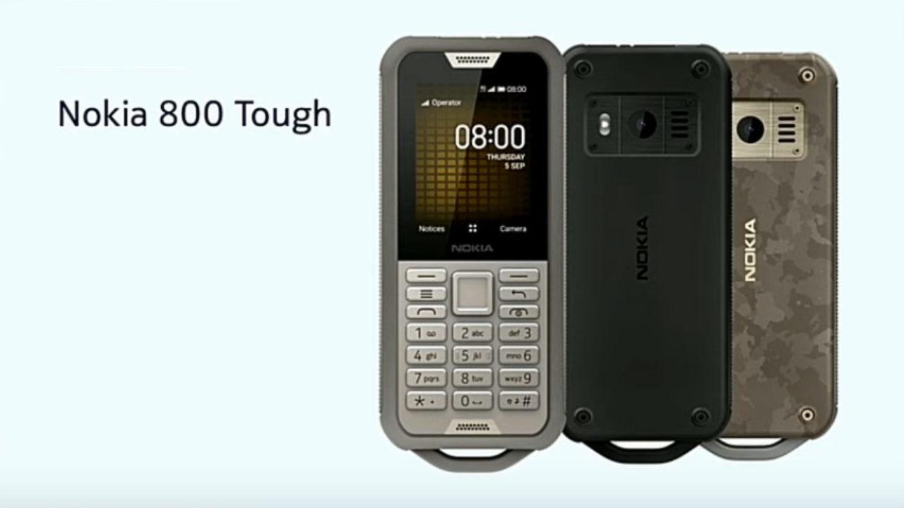 Connettetevi ovunque con gli incredibili telefoni Nokia 4G thumbnail