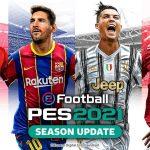 PES 2021 season update aggiornamento