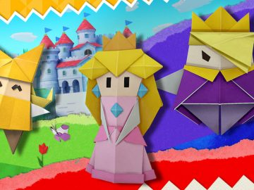 Paper Mario Super Smash Bros Ultimate