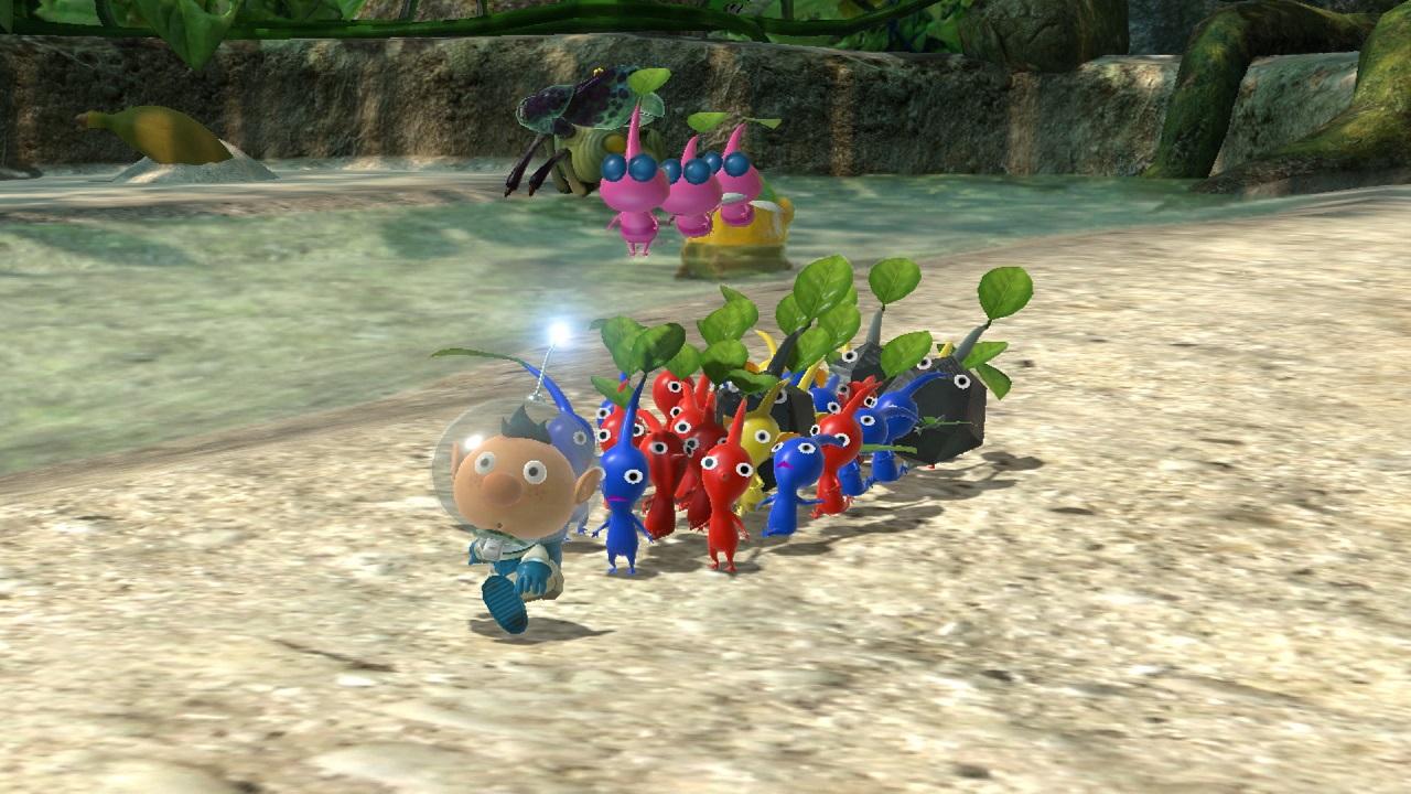 I Pikmin arrivano anche su Nintendo Switch thumbnail