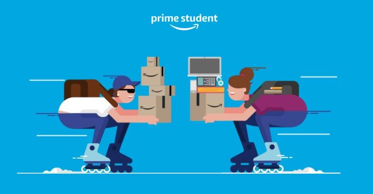 Prime Student: su Amazon tutti gli sconti per gli studenti universitari thumbnail