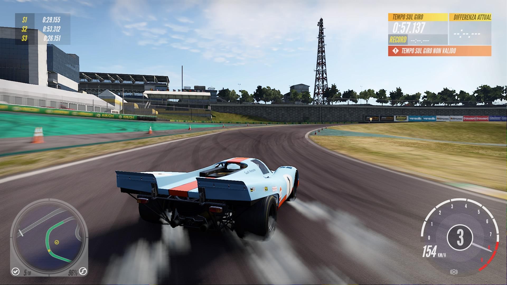 Project CARS 3 Porsche 917-K