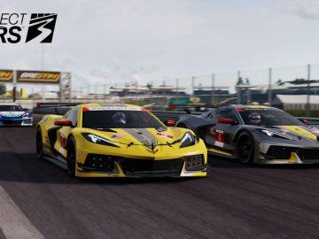 Project Cars 3 copertina