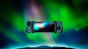 Razer presenta il nuovo controller per il cloud gaming da smartphone Il nuovo accessorio supporta il servizio di cloud gaming di Xbox Game Pass Ultimate su Android