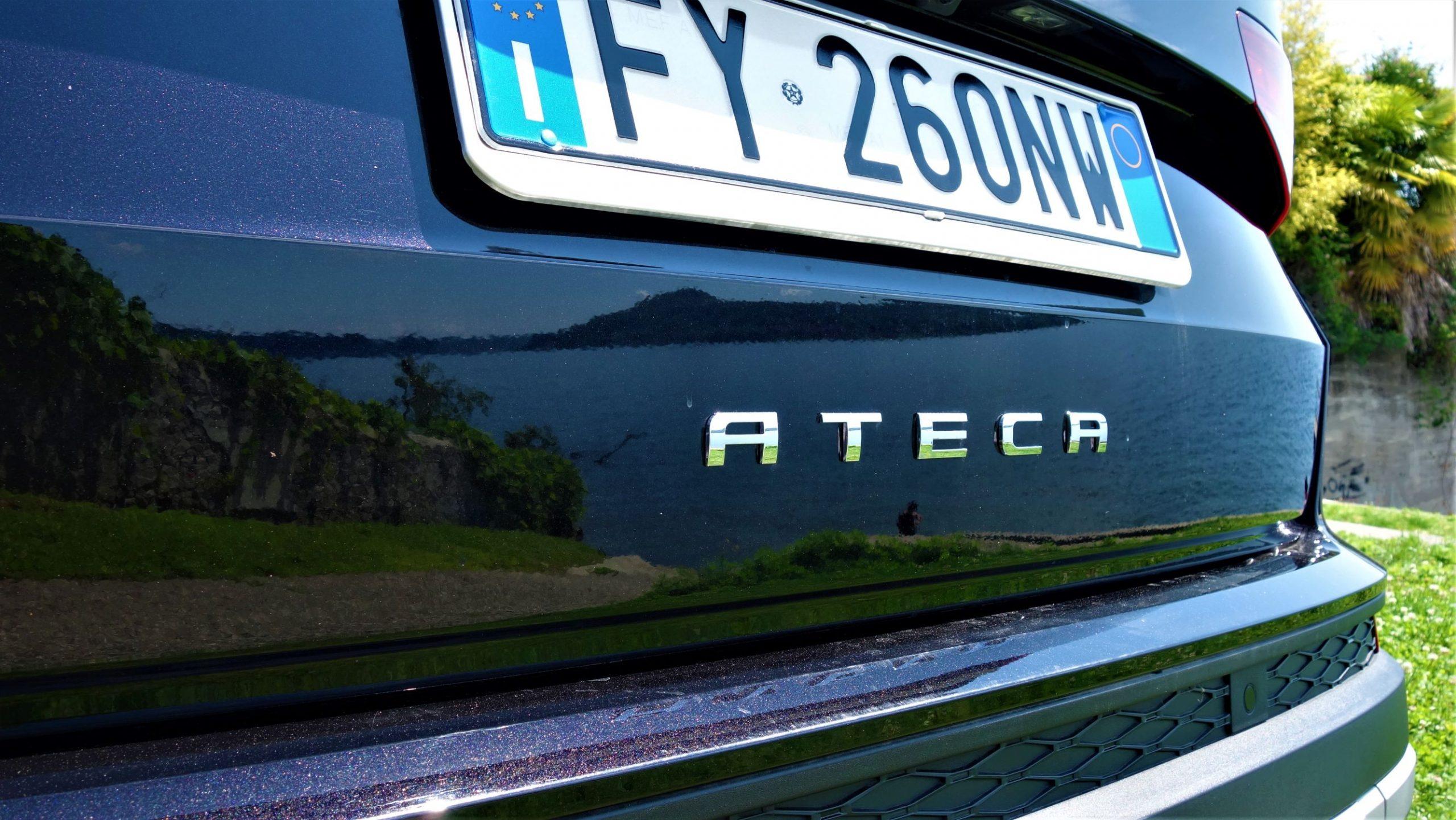 SEAT Ateca logo