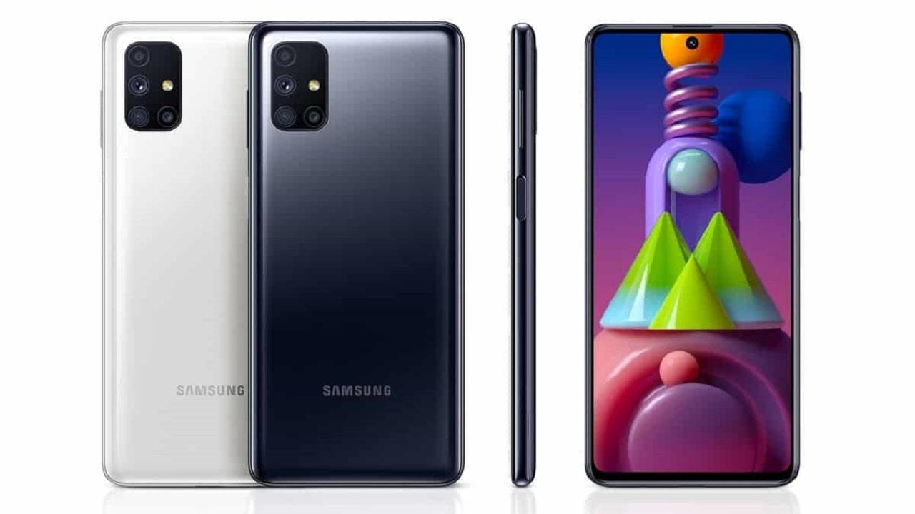 Samsung annuncia Galaxy M51 e la sua enorme batteria thumbnail