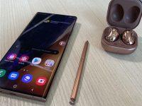 Samsung Galaxy Note 20 Ultra ufficiale