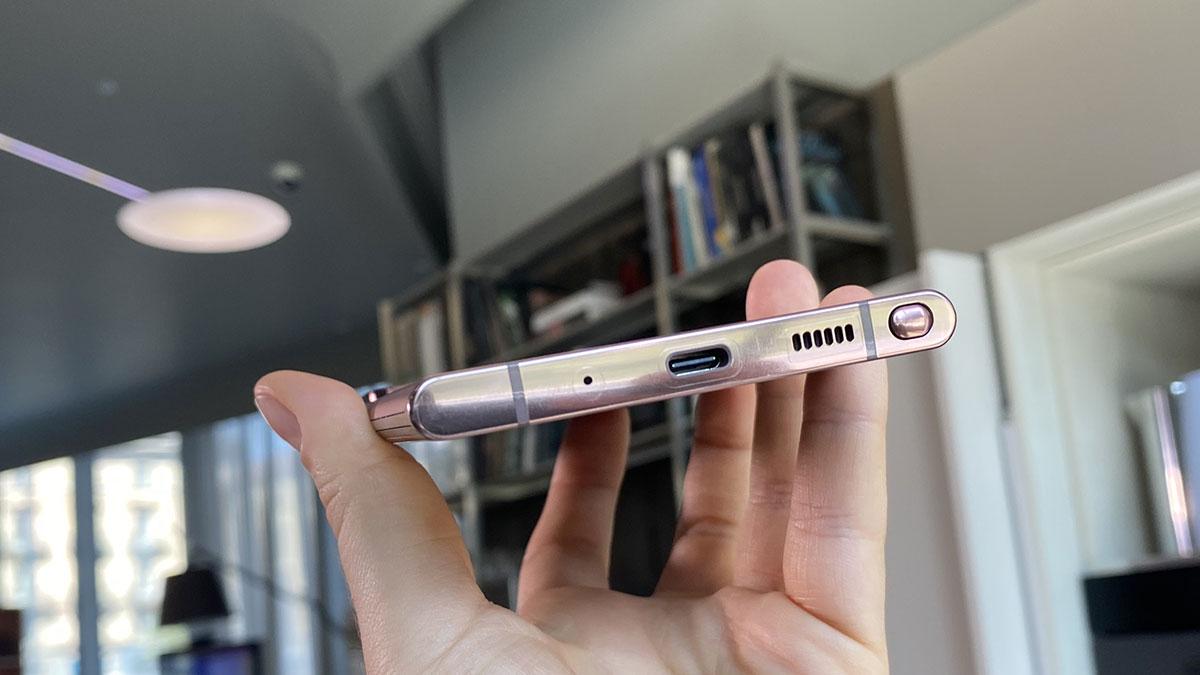 Samsung Galaxy Note 20 Ultra caratteristiche