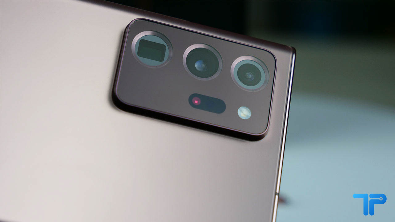 Samsung Galaxy Note 20 Ultra recensione fotocamera