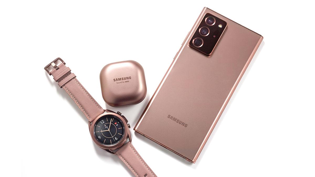 Tablet, smartwatch e cuffie true wireless: le altre novità presentate da Samsung thumbnail
